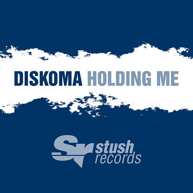 Diskoma - Holding Me (Cover Art) small