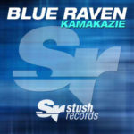 Blue Raven - Kamakazie (CD Cover)