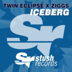 Twin Eclipse X Ziggs - Iceberg (CD Cover)